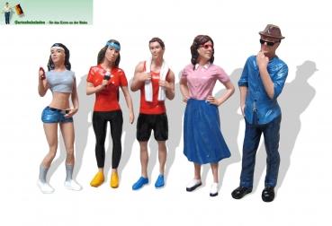 Unser aktuelles Highlight der Figuren: Sport und Freizeit Figuren Set!